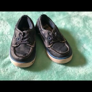 Carters boat shoes!